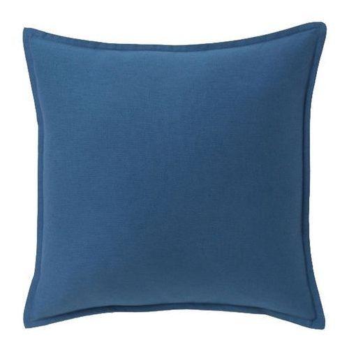 Goodhome Poduszka hiva 60 x 60 cm niebieska (3663602684442)