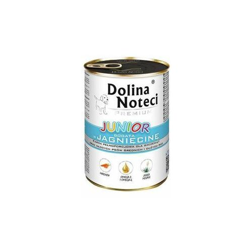 DOLINA NOTECI JUNIOR JAGNIĘCINA - 400G