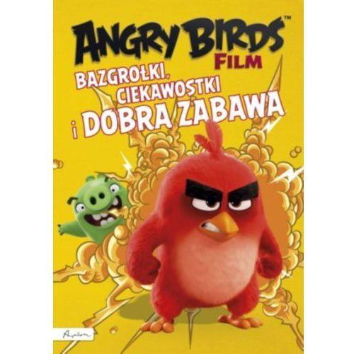 Angry Birds Film. Bazgrołki, ciekawostki i dobra zabawa, praca zbiorowa. Najniższe ceny, najlepsze promocje w sklepach, opinie.