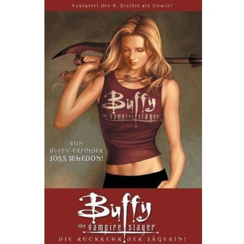 Buffy, The Vampire Slayer (8. Staffel) - Die Rückkehr der Jägerin