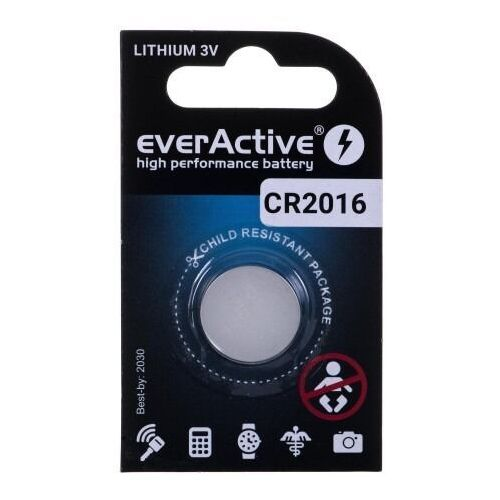 Everactive bateria litowa cr20161bl blister- 1 szt.
