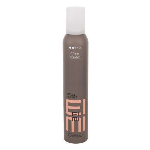 Wella Professionals Eimi Boost Bounce pianka do włosów utrwalająca do włosów kręconych Hold Level 2 (Formulated to Help Protect Your Hair Against Dehy