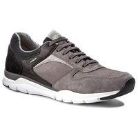 Sneakersy - u calar a u722ga 01122 c9211 anthracite/black, Geox, 40-46