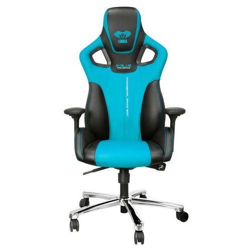 E-Blue Fotel Cobra, niebieski