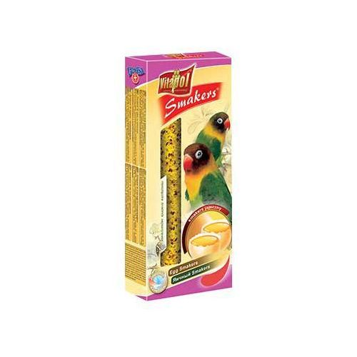 VITAPOL Kolby jajeczne dla papużek nierozłączek 2szt. 80g