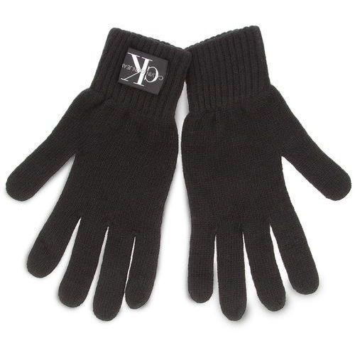 Rękawiczki Męskie CALVIN KLEIN JEANS - J Basic Men Knitted Gloves K50K504184 016