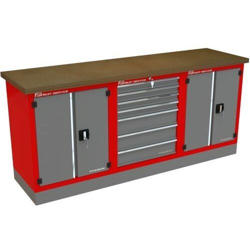 Fastservice Stół warsztatowy – t-40-13-40-01