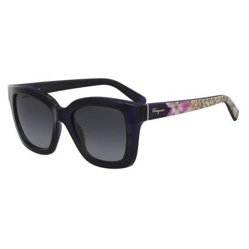 Salvatore ferragamo Okulary słoneczne sf 858s 414