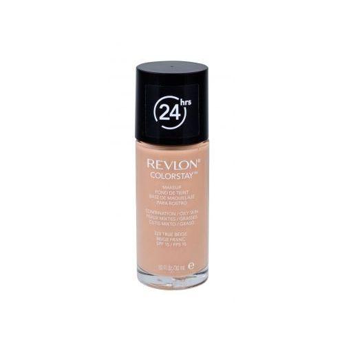 Revlon colorstay combination oily skin podkład 30 ml dla kobiet 320 true beige