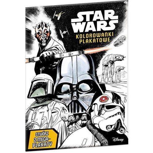 Star Wars Kolorowanki plakatowe. KPO-2