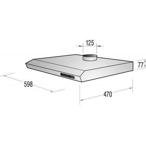 gorenje du6115ec gorenje por wnywarka w interia pl okapy. Black Bedroom Furniture Sets. Home Design Ideas