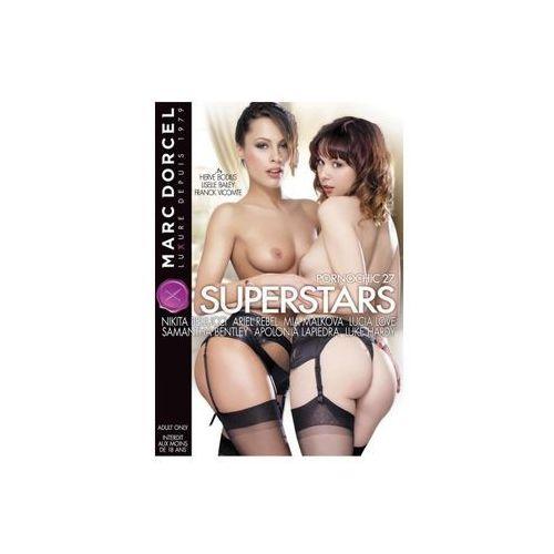 Marc dorcel (fr) Film dvd dorcel - pornochic 27 superstars