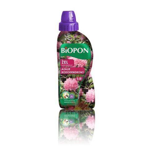 Biopon Żel do rododendronów azalii różanecznik 1l (5904517106192)