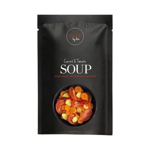 Zupa krem Marchew & Pomidor - Twój sposób na pyszny, szybki i zdrowy posiłek! - Foods by Ann