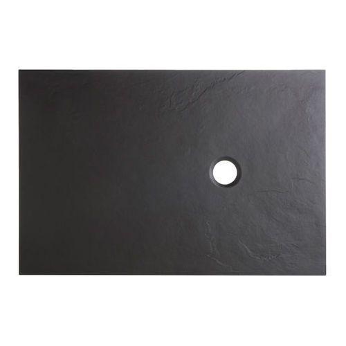 Cooke&lewis Brodzik konglomeratowy prostokątny piro 80 x 120 x 2 7 cm (3663602943860)