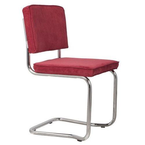 Zuiver Krzesło RIDGE KINK RIB czerwone 21A 1100056 (8718548013353)