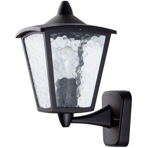 Oświetlenie zewnętrzne budynku - kinkiet czarny retro street (806020201) marki Mw-light