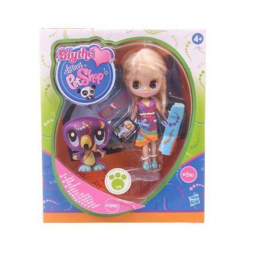 Littlest pet shop blythe 32680 unikat marki Hasbro
