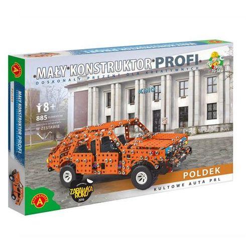 Mały konstruktor Poldek - Alexander (5906018017069)