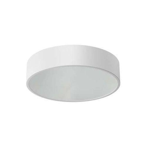 Sufitowa lampa natynkowa aba 1267pa1ae2/kolor okrągła oprawa plafon metalowy marki Cleoni