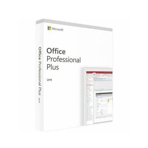 Microsoft office 2019 professional plus (0760947037421)