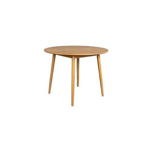 stół fabio 120' naturalny 2100130 marki Orange line