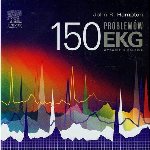 150 problemów EKG - Wydanie II, oprawa miękka