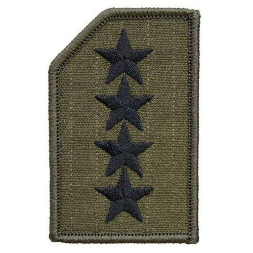 Stopień na czapkę służbową letnią Straży Granicznej - starszy chorąży sztabowy