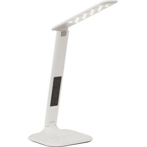 Lampa biurkowa led glenn g94871/05, 5 w, (sxw) 15 cm x 55 cm, biały marki Brilliant