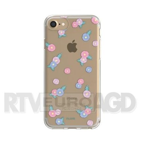 Etui FLAVR iPlate Tiny Flowers do Apple iPhone 6/7/6s/8 Wielokolorowy (30042), kolor wielokolorowy