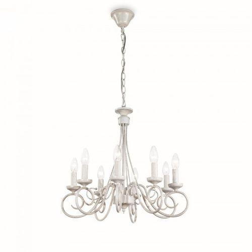 Ideal lux lampa wisząca brandy sp8 - 066639 (8021696066639)