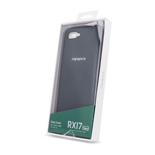 OPPO RX17 Neo Easy Cover (niebieski), AKGAOETUOPP00004