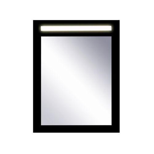 Lustro łazienkowe z oświetleniem wbudowanym BRATEK II 50 x 65 DUBIEL VITRUM