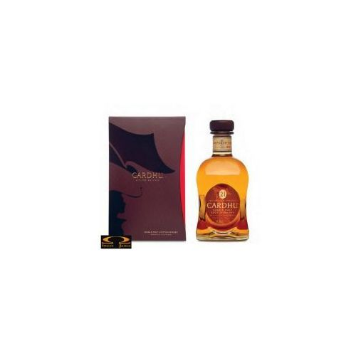 Classic malts of scotland Whisky cardhu 21yo limited edition 0,7l