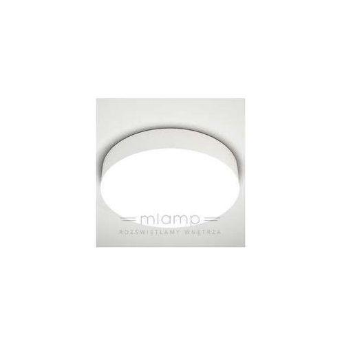 Plafon LAMPA sufitowa BUNGO 1156/G5/BI Shilo ścienna OPRAWA natynkowy KINKIET biały, 156/G5/BI
