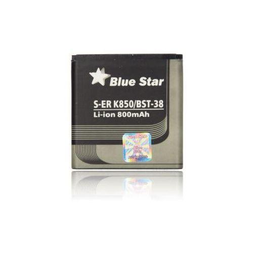 Bluestar Bateria bs sony ericsson k850i 900 mah bst-38 zamiennik