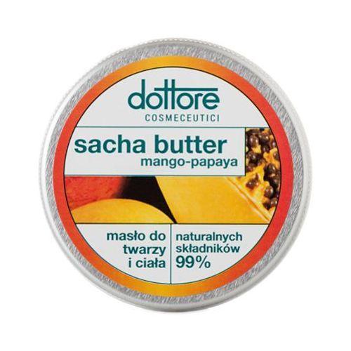 Dottore sacha butter mango–papaya masło do twarzy i ciała z mango i papają