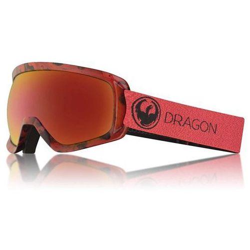 Gogle snowboardowe - d3 otg bonus mill/redion+rose (484) rozmiar: os marki Dragon