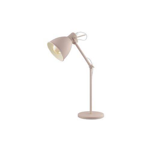 Eglo 49086 - lampa stołowa priddy-p 1xe27/40w/230v (9002759490867)