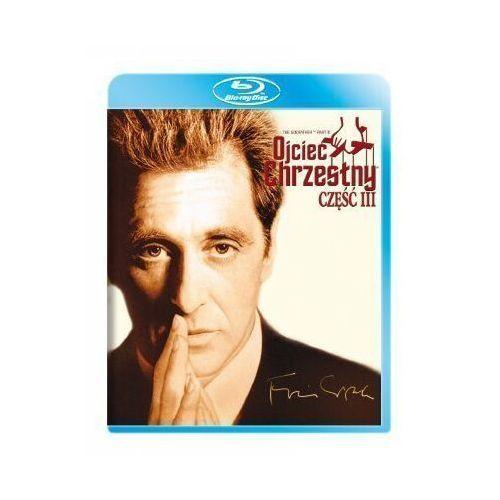 Ojciec Chrzestny III - odnowiona edycja (Blu-Ray) - Francis Ford Coppola