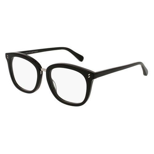 Stella mccartney Okulary korekcyjne sc0040o 001