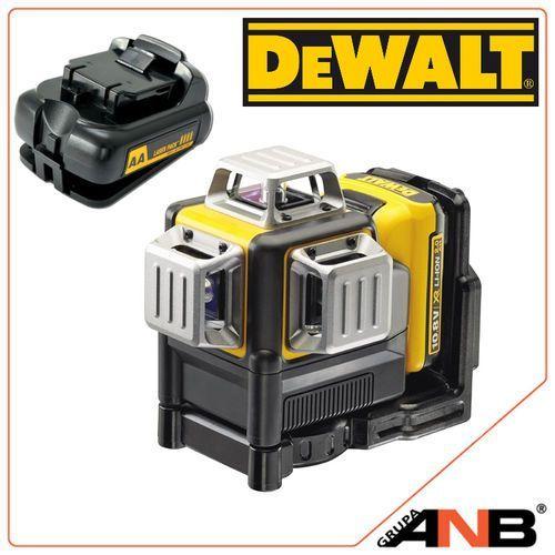 Dewalt Dce089d1r laser liniowy czerwony + adapter gratis!!!