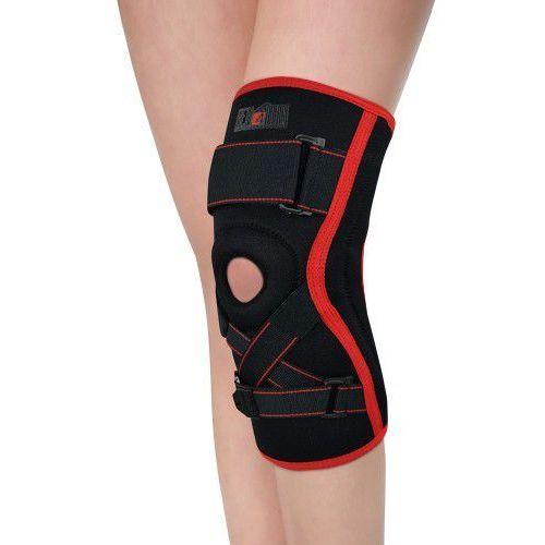 Orteza stawu kolanowego z fiszbinami ortopedycznymi AS-SKL/F - produkt z kategorii- Stabilizatory i usztywniacze