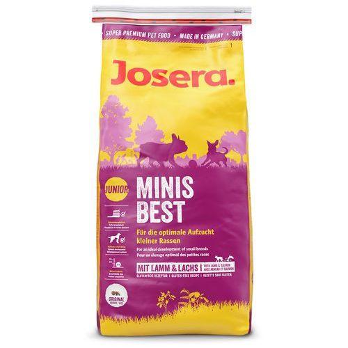 Josera pies Josera minisbest junior 1.5kg