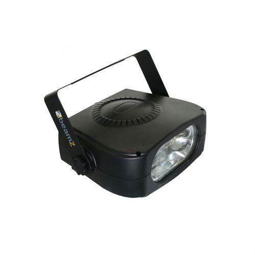 beamZ stroboskop czarny 150w IP20 wraz z uchwytem montażowym - produkt z kategorii- Zestawy i sprzęt DJ