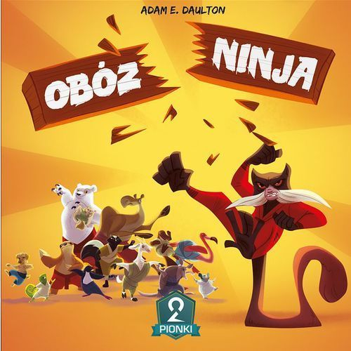 Obóz ninja portal marki Portal games