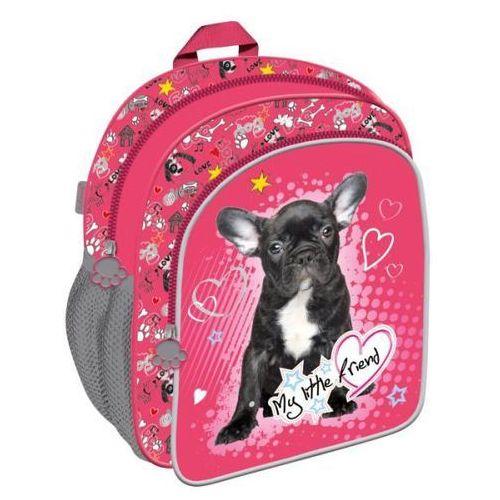 Majewski Plecak szkolno-wycieczkowy my little friend pies cabh (5903235241604)