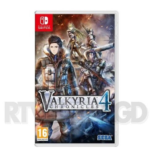 Valkyria chronicles 4 marki Sega