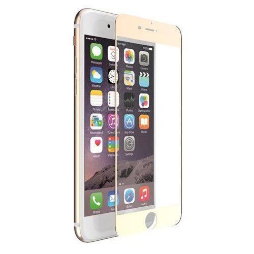 X-doria aster tempered glass - szkło ochronne 9h 0,33mm iphone 7 (złota ramka) (6950941453066)