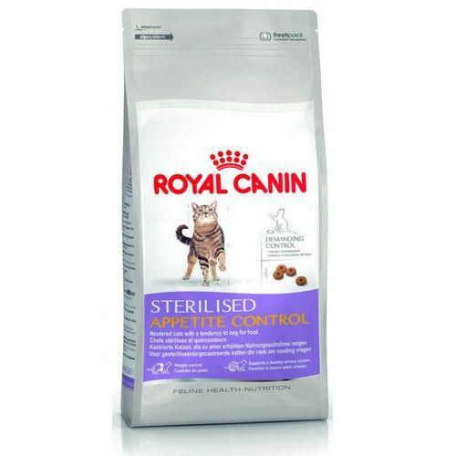 Royal Canin CAT Sterilised Appetite Control 2kg, 3725